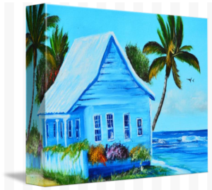 """A Shack In Jamaica"" Starting at $14.23 BUY"