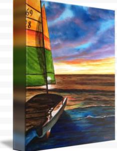 """""""Catamaran On Siesta Key"""" Starting at $75 BUY"""