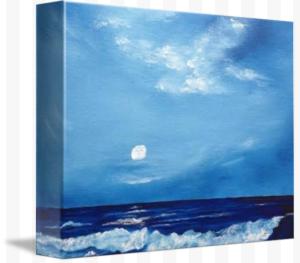 """Moonlight Wave"" Starting at $75 BUY"