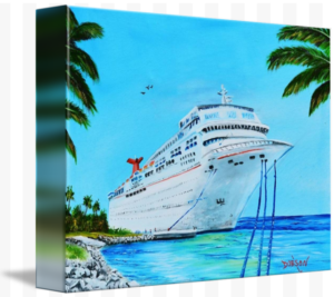 """My Carnival Cruise"" Starting at $75 BUY"