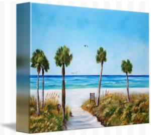 """Our Paradise On The Key"" Starting at $75 BUY"