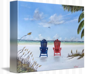 """Our Spot On Siesta Key"" Starting at $75 BUY"