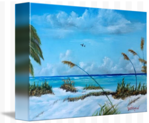 """Sea Grass On The Key"" Starting at $75 BUY"