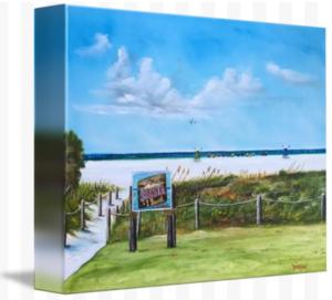 """Siesta Key Public Beach"" Starting at $75 BUY"