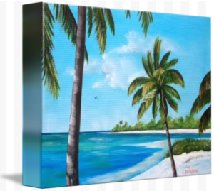 """Somewhere In Paradise"" Starting at $75 BUY"