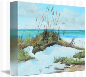 """""""Sugar White Sand Beach"""" Starting at $75 BUY"""