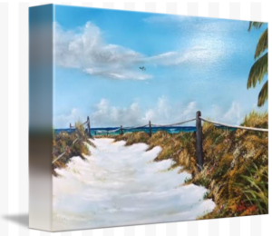 """To The Beach"" Starting at $75 BUY"