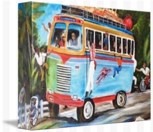 """Wild Bus Ride In Jamaica"" Starting at $75 BUY"