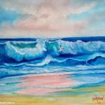 Art_#13314_Surf_At_Sunset_Copyright