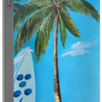 """Clear Sky Let's Surf"" Portable Battery Charger BUY"