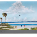"""In Paradise"" Portable Battery Charger BUY"