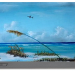 """Sea Grass On The Key"" Portable Battery Charger BUY"