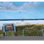 """Siesta Key Public Beach"" Portable Battery Charger BUY"