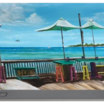"""Sunset Pier Key West"" Portable Battery Charger BUY"