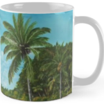 """A Tropical Paradise"" Std Mug BUY $15"