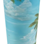 """A Tropical Paradise"" Travel Mug BUY $25"