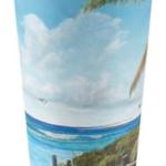 """Paradise Beach Access"" Travel Mug BUY $25"