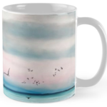 """Sea Gulls On The Gulf"" Std Mug BUY $15"