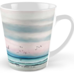 """Sea Gulls On The Gulf"" Tall Mug BUY $15"