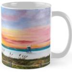 """""""Siesta Key Public Beach"""" Std Mug BUY $15"""