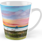 """Siesta Key Public Beach"" Tall Mug BUY $15"