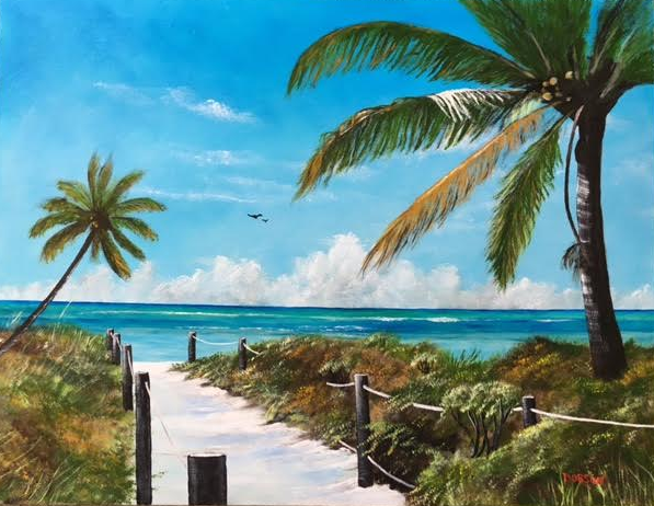 art_-_145516_-_beach_access_-_26x34
