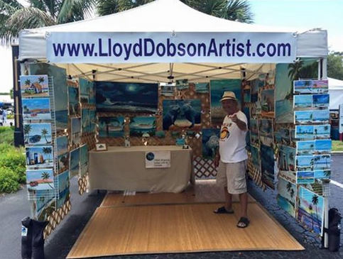 1_-_siesta_key_farmers_market_booth_-_me_pointing