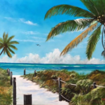 Art_-_#145516_-_Beach_Access_-_26x34